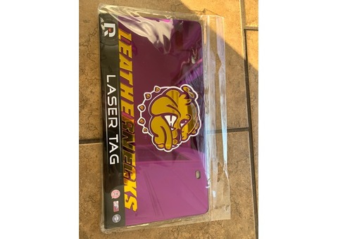 Leatherneck Car Tag